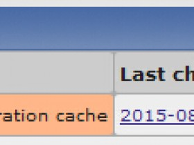 zabbix Less than 25% free in the configuration cache解决(109)