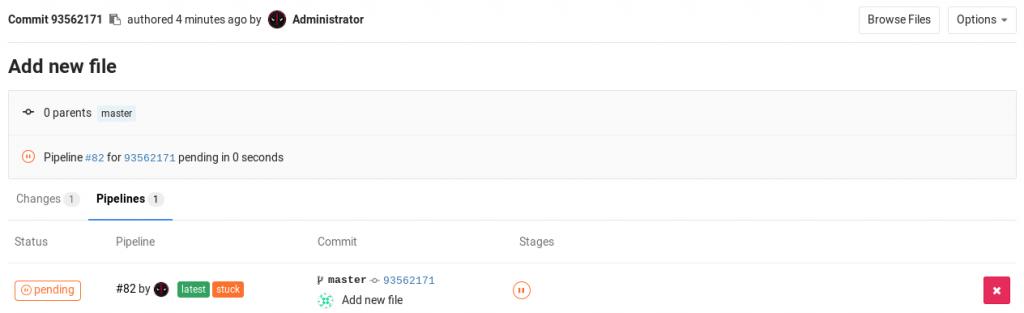 服务器运维内容,GitLab CI/CD快速入门